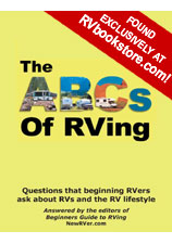 ABCs of RVing Book