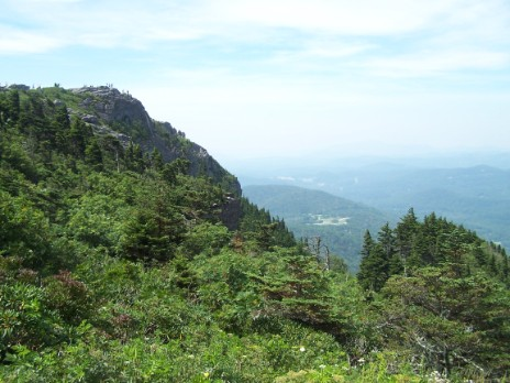 Grandfather Mountain View